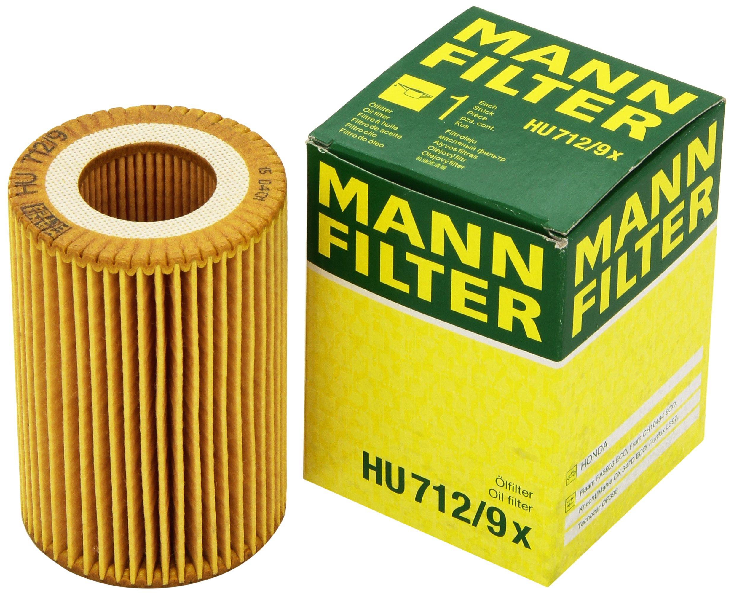 Mann Filter HU 712/9 x Filtro de Aceite product image