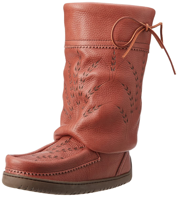 Manitobah Mukluks Women's Mid Gatherer Snow Boot: Amazon.ca: Shoes &  Handbags