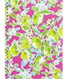 Lilly Pulitzer Mini Notebook, Pink Lemonade (153418)