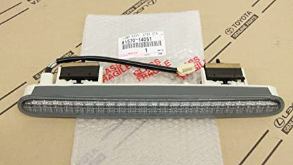 Genuine Toyota 81570-14061 Stop Lamp Assembly