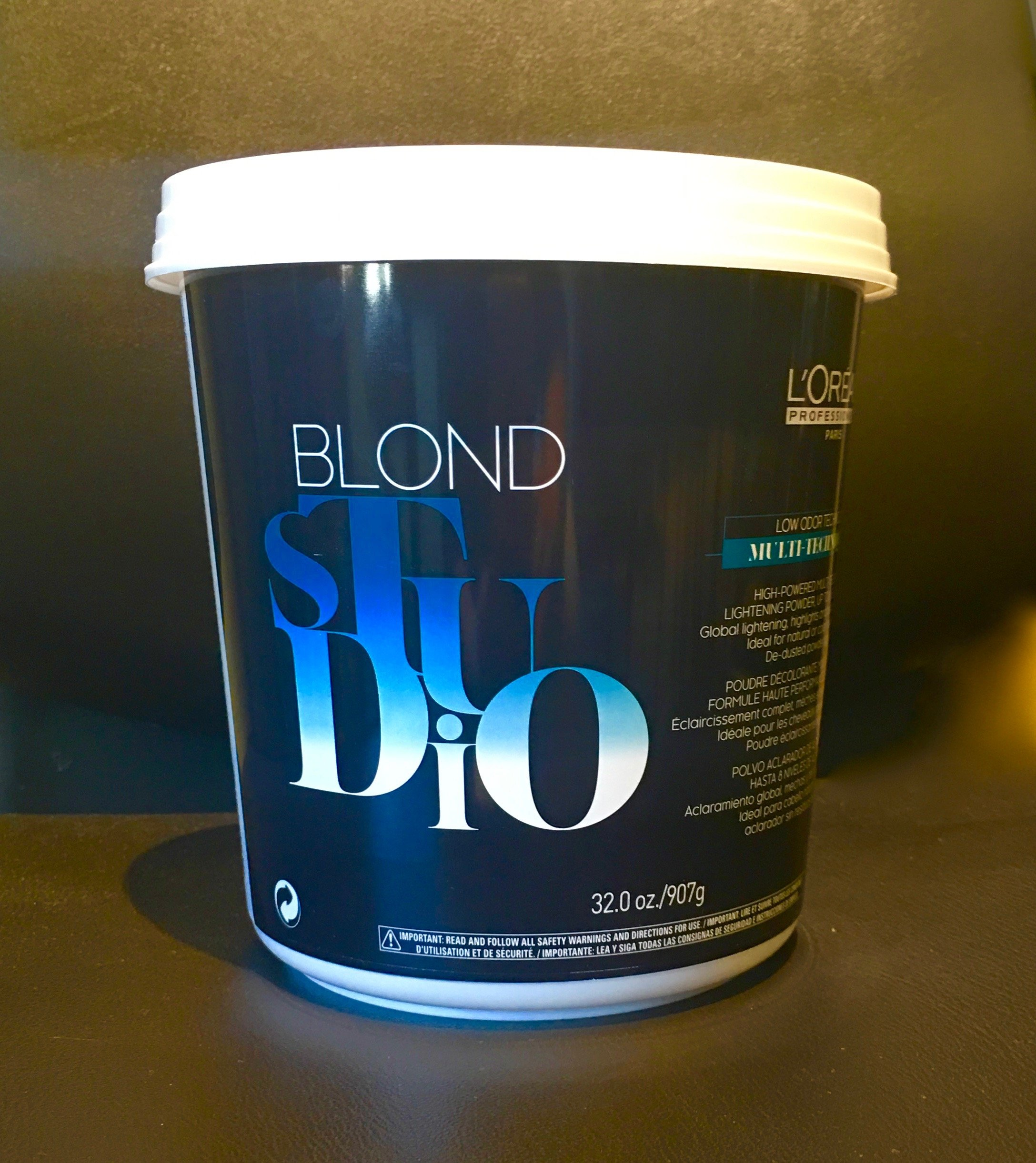 L'Oreal Professional Blond Studio Multi-Techniques Powder, 32 oz by Blond studio (Image #1)