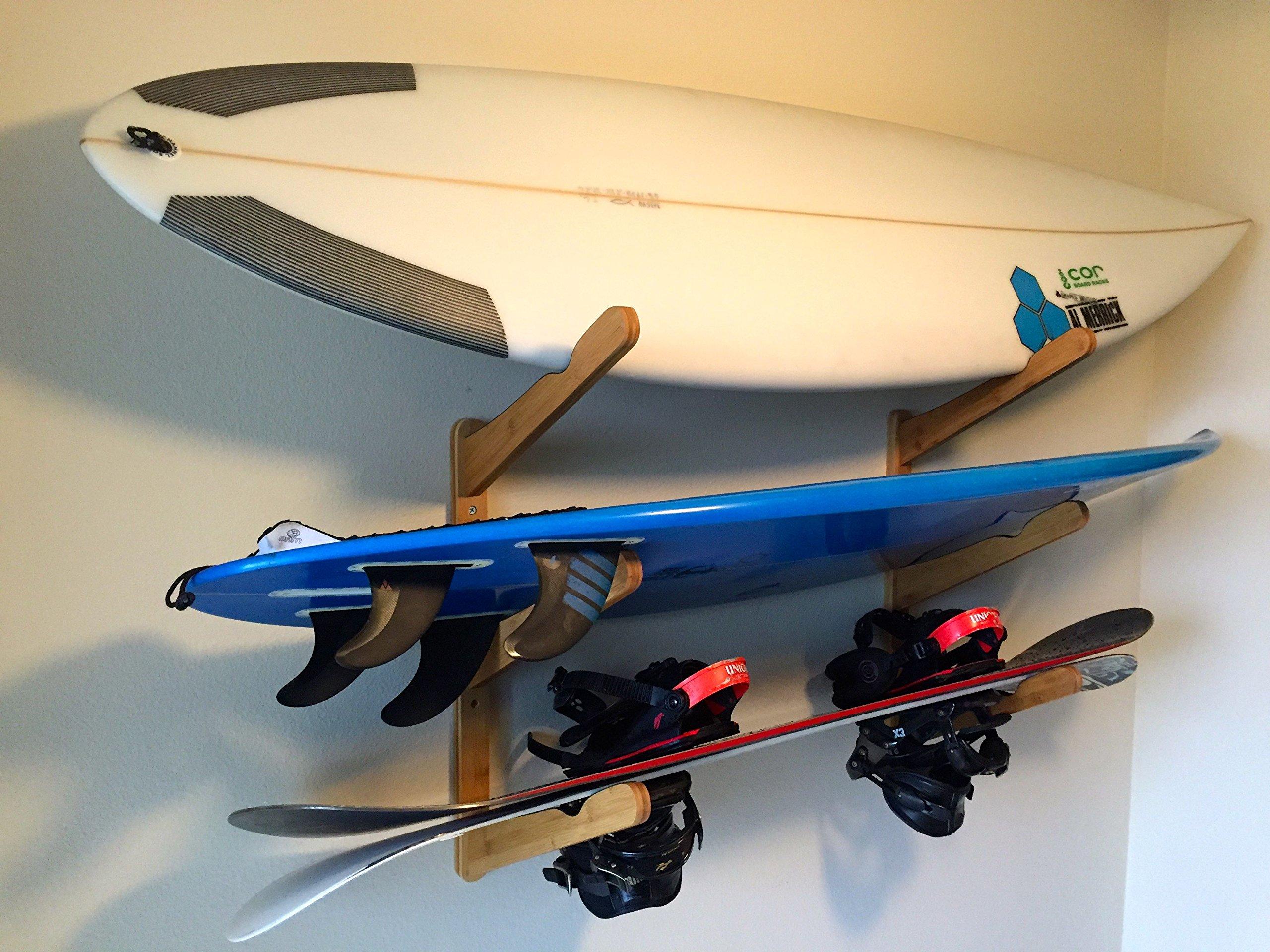 gun storage wall gregallum australia vintage hawaiian curve surfboard olo longboard krack products rack brunette sup