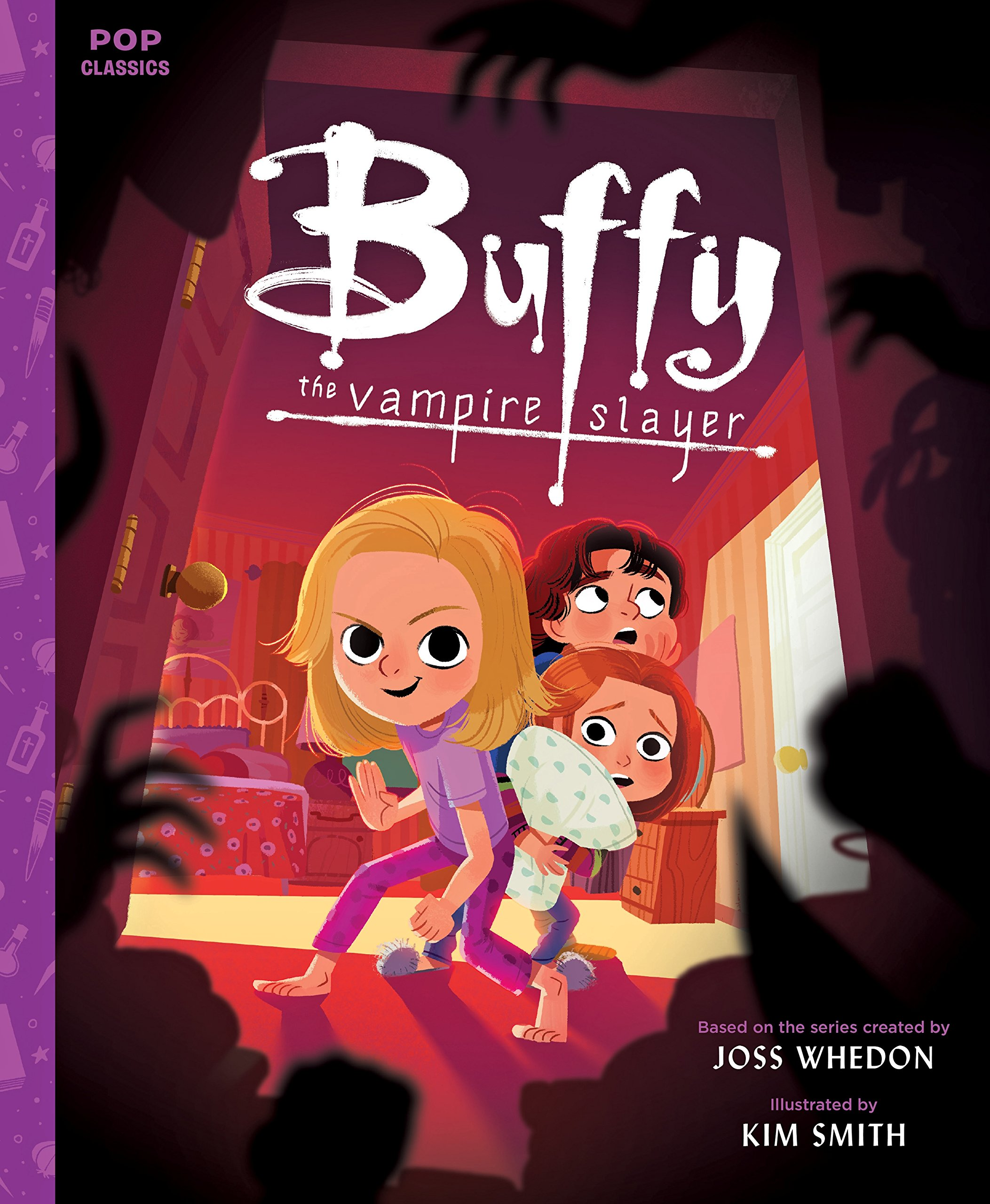 Download Buffy the Vampire Slayer: A Picture Book (Pop Classics) ebook