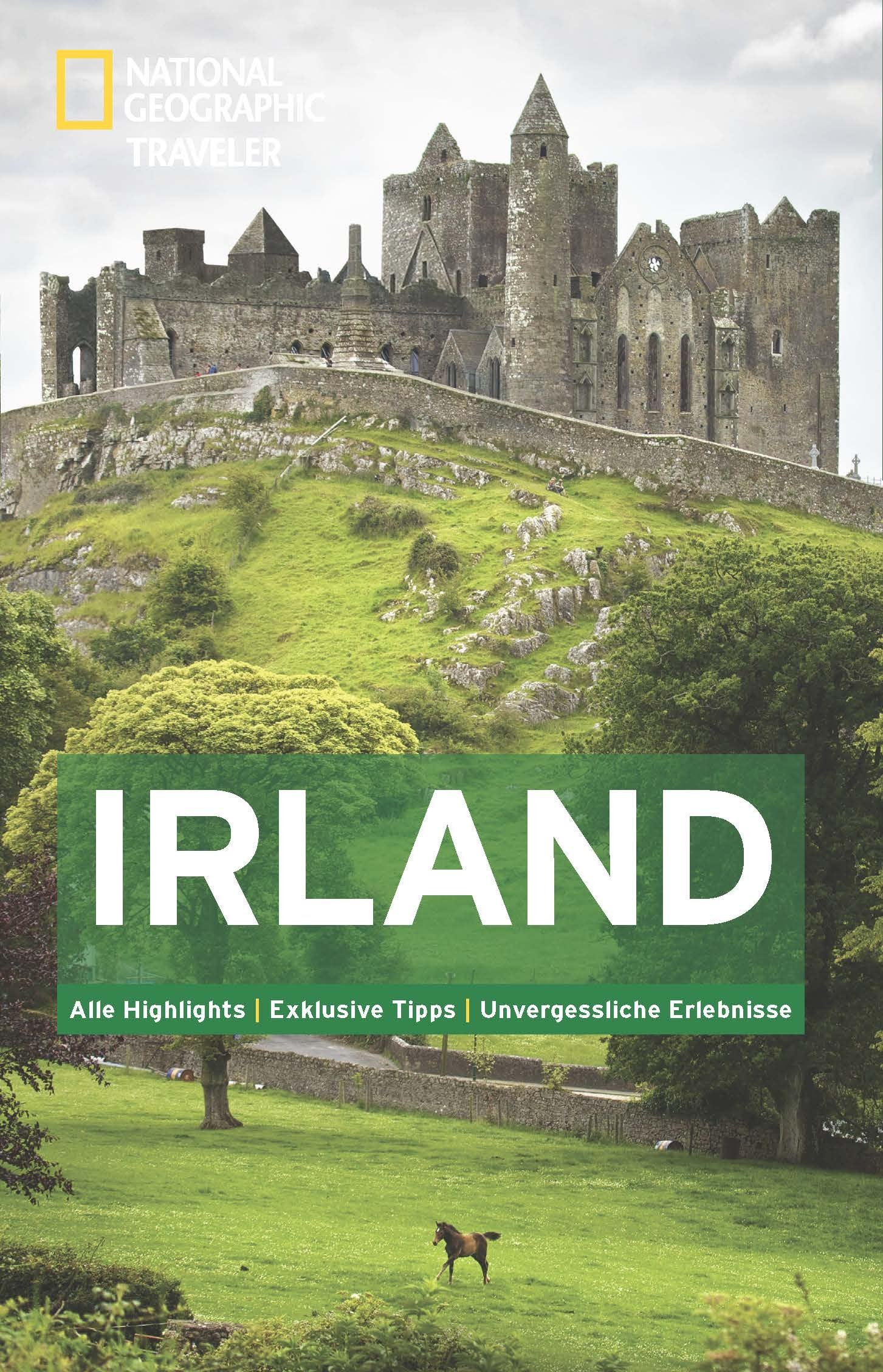 NATIONAL GEOGRAPHIC Traveler Irland: Amazon.de: Bücher