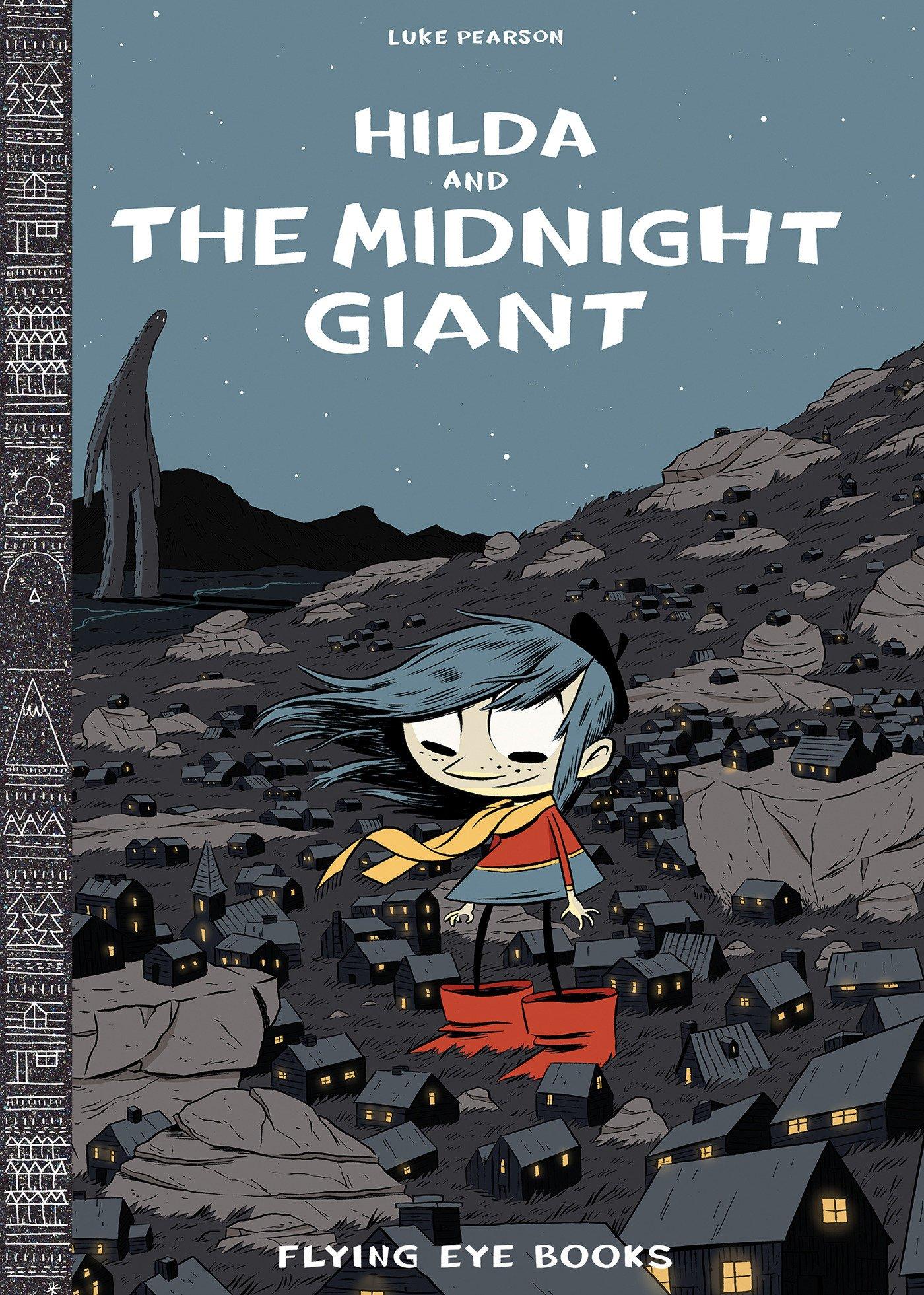 Read Online Hilda and the Midnight Giant: Book 2 (Hildafolk) pdf