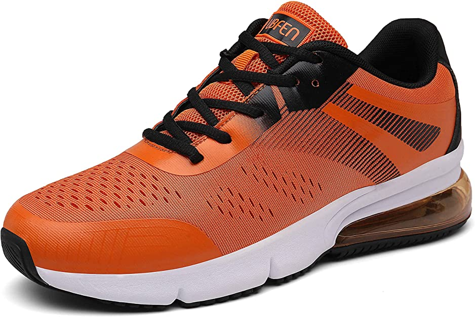 Sollomensi Sneakers Herren Damen Unisex Orange