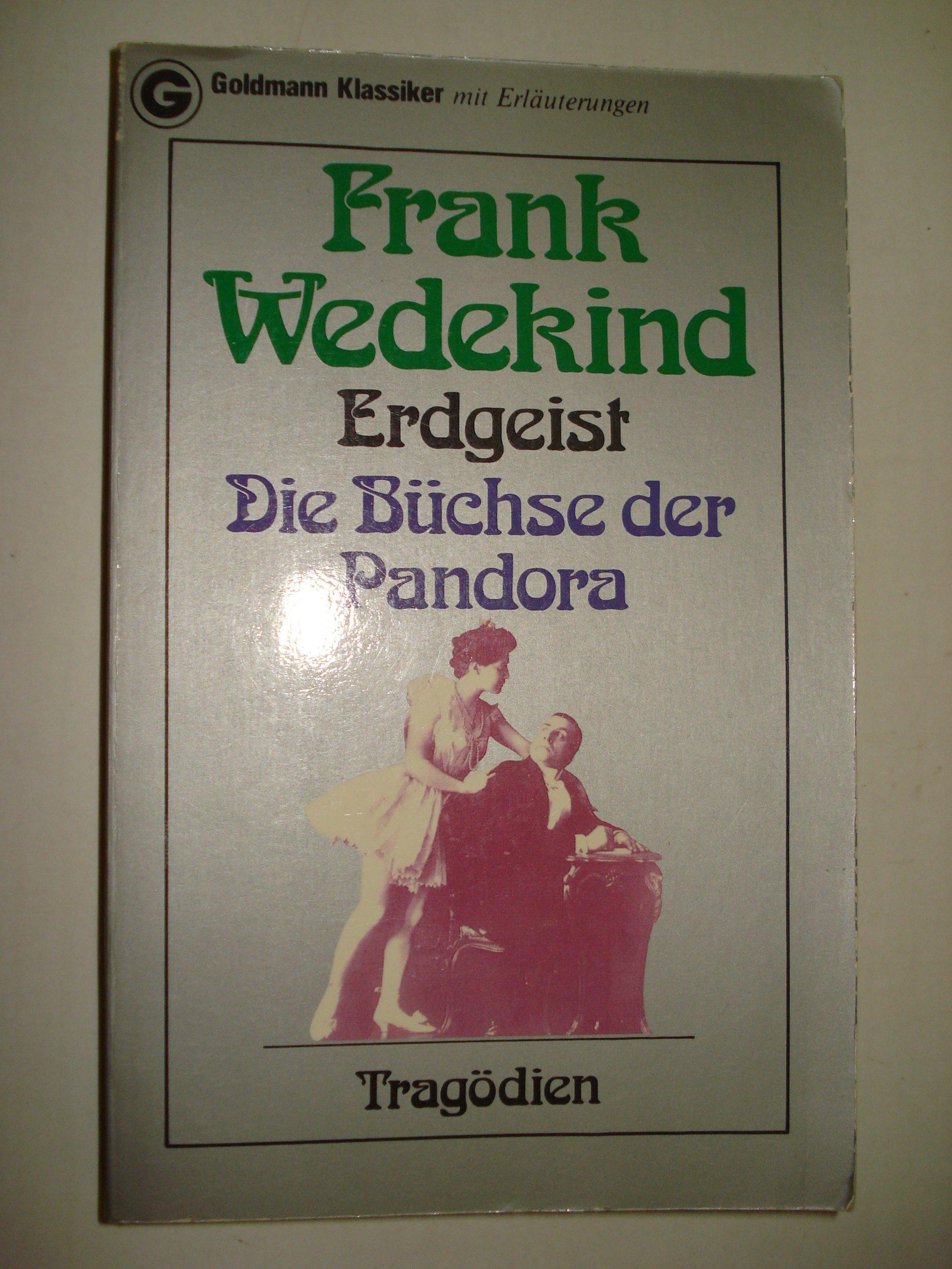 büxe der pandora