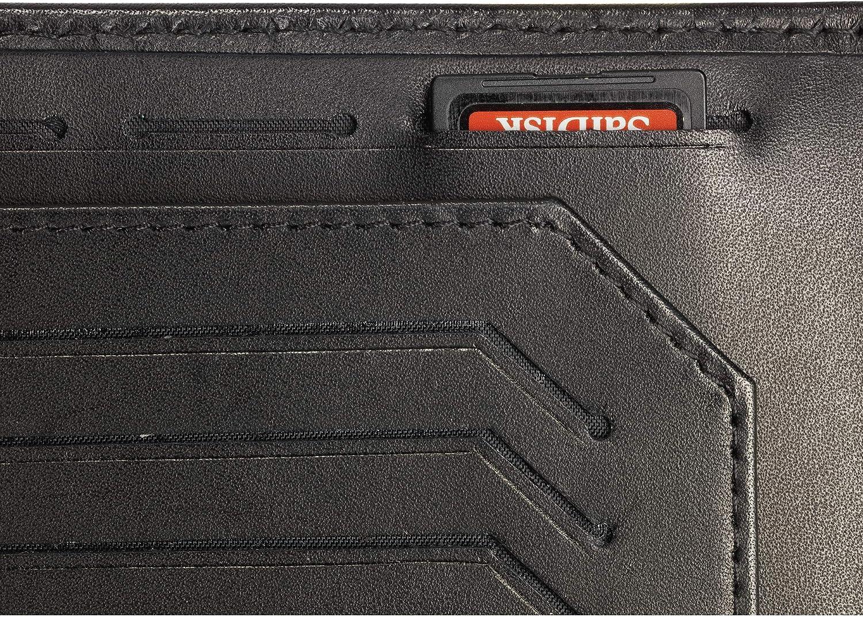Victorinox Altius Edge Leibnitz Passport Cover with RFID