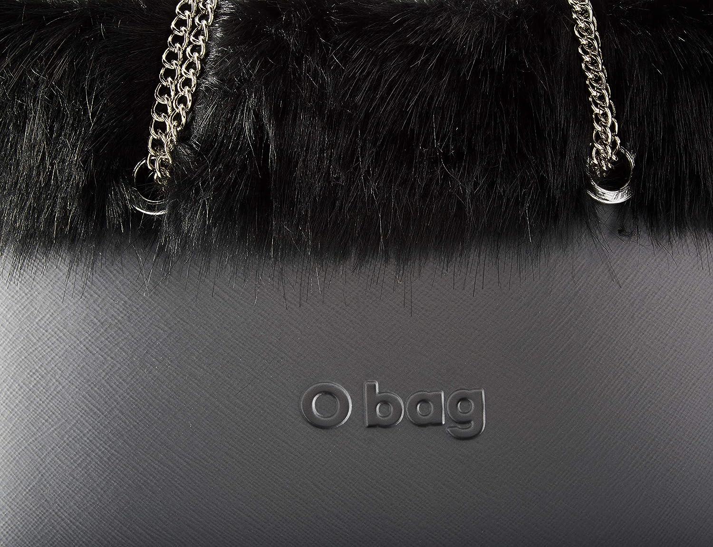 14x30x48 centimeters O bag Borsa Completa Urban 28 W x H x L Bolso tipo tote para Mujer Gris Grafito
