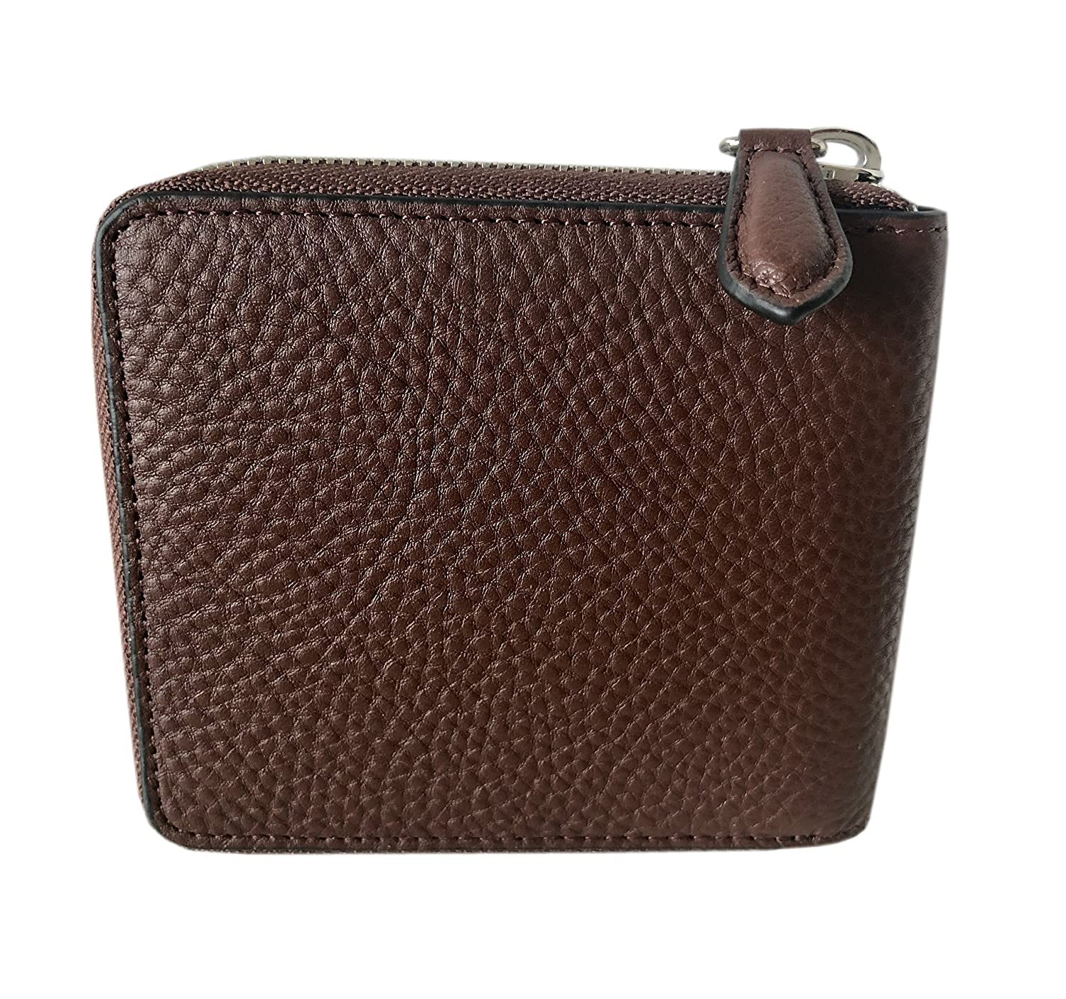 f6ea91edcb56 TED BAKER CORE Leather Tanned BI-FOLD Zip Wallet  Amazon.co.uk  Luggage