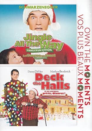 Jingle All The Way / Deck The Halls [Own The Moments]
