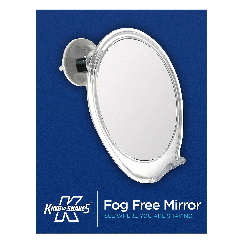 No Fog Shower Shaving Mirror