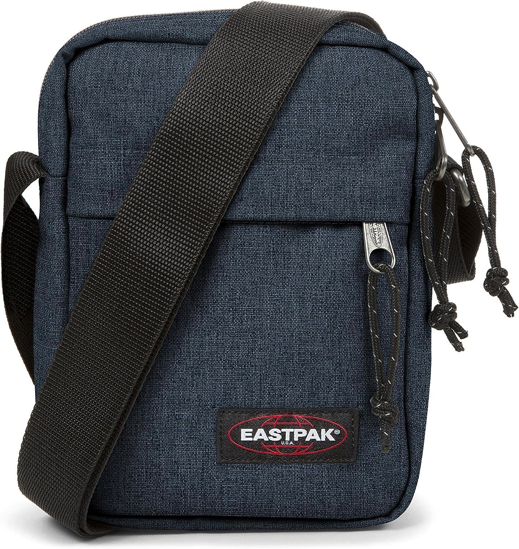Eastpak THE ONE Messenger Bag, 21 cm, 2.5 liters, Blue (Triple Denim )