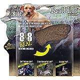 Dog Bone Game Recovery RealHide Deer Hide Drag