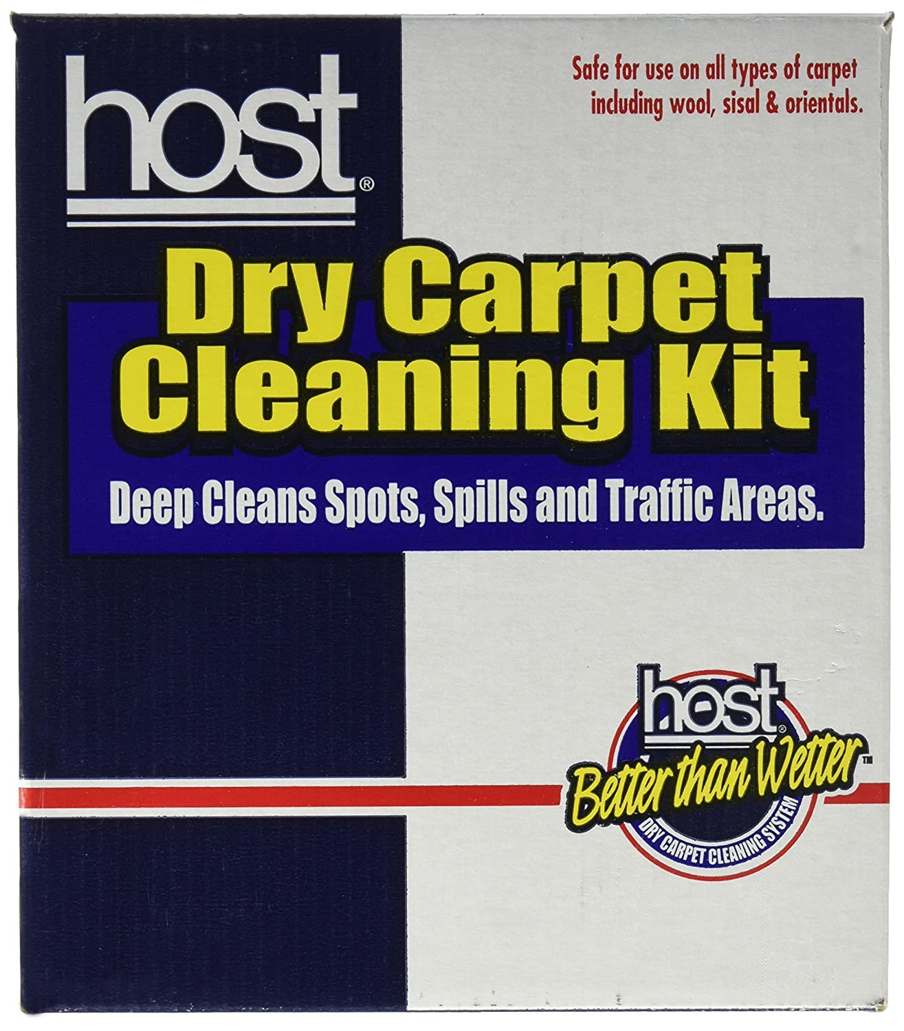 host c dry carpet cleaning kit home kitchen