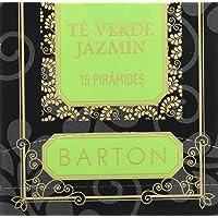 Barton Té Verde Jazmín - 15 pirámides