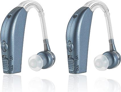 Amazon.com: Digital Hearing Amplifier - Personal Hearing ...