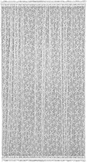 product image for Heritage Lace Starfish Door Panel, 45 by 72-Inch, White