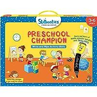 Skillmatics Educational Game: Preschool Champion 3-6 Years