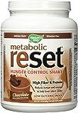 Nature's Way Metabolic ReSet Shake Mix Chocolate -- 1.4 lbs