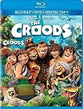 The Croods [Blu-ray + DVD + Digital Copy] (Bilingual)
