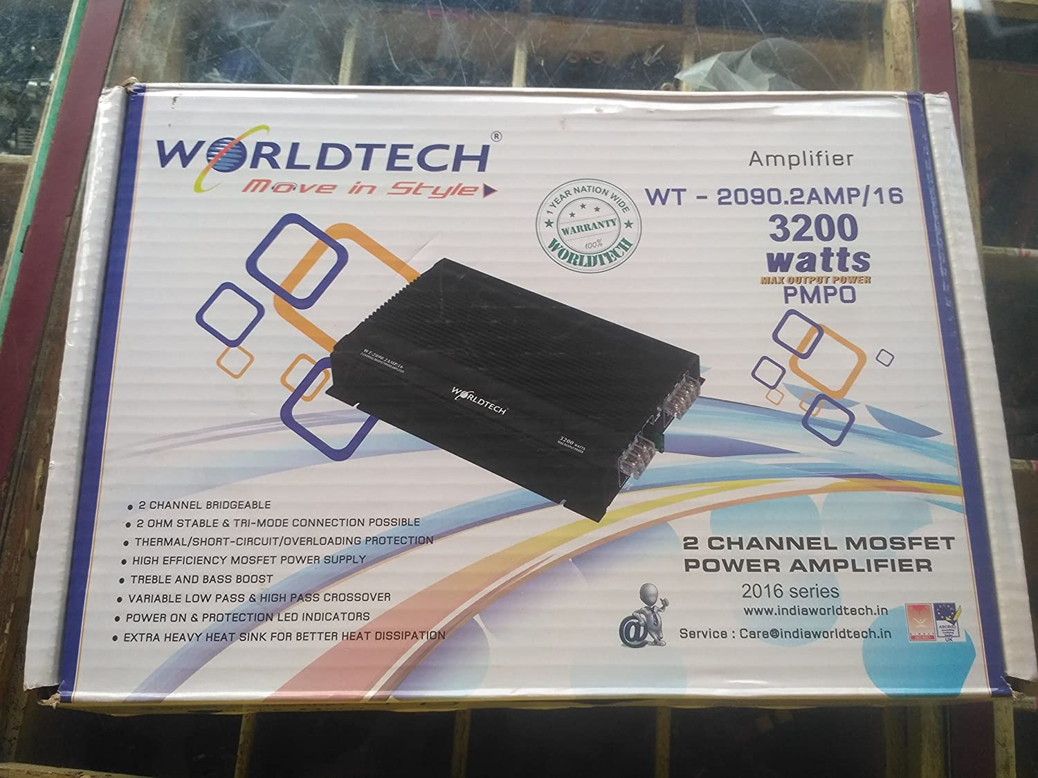 Worldtech 2086 2 Ch Amplifier Electronics Wiring Diagram Subwoofer Wire Svc Ohm