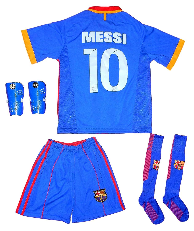 c10eacdd531 on sale Lionel Messi #10 FC Barcelona Home Jersey, Shorts, Soccer Socks,
