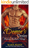 A Demon's Desire (A BBW Paranormal Romance) (Demon Brothers' Trilogy Book 2)