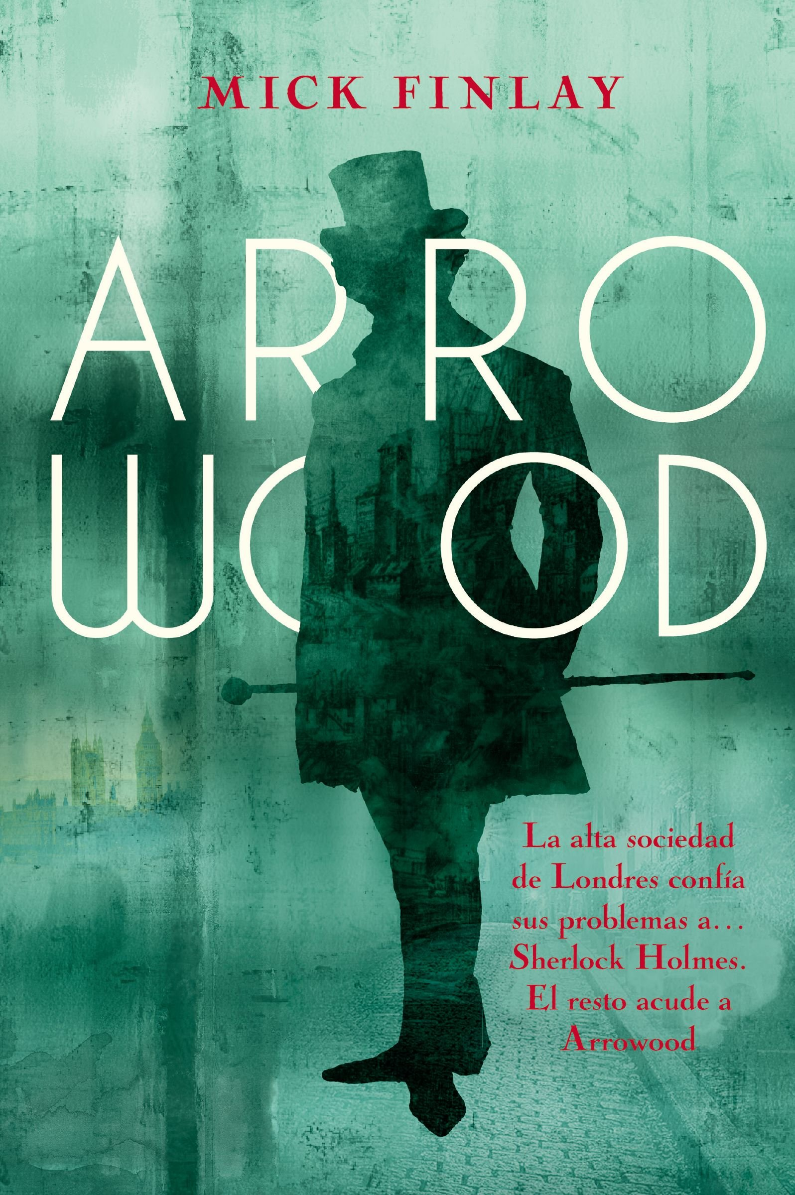 Arrowood Tapa blanda – 21 ago 2018 Mick Finlay HARPERCOLLINS ESPANOL 1418598003 Detective and mystery fiction