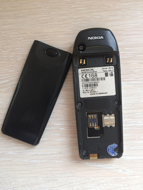 Nokia 6310I Mobile Phone Sim Free