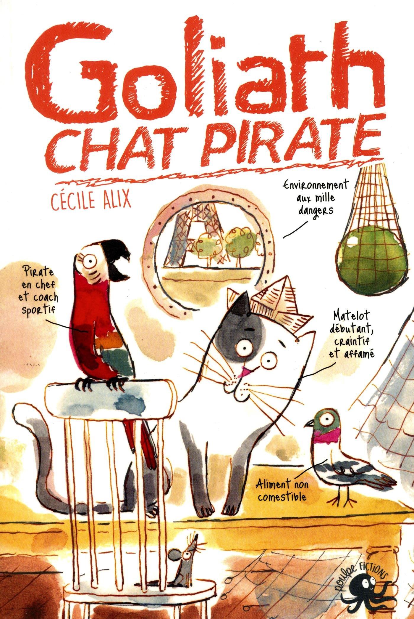 Goliath, chat pirate – Lecture…