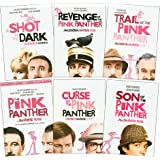 The Pink Panther - Blake Edwards Collection (A Shot in the Dark, Revenge of the Pink Panther, Trail of the Pink Panther, Curse of the Pink Panther, Son of the Pink Panther, The Pink Panther)