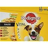 Pedigree Vital Protection / Hochwertiges Hundefutter in Sauce oder Gelee im Portionsbeutel
