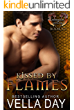 Kissed By Flames: A Hot Paranormal Dragon Shifter Saga (Hidden Realms of Silver Lake Book 3)
