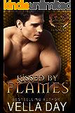 Kissed By Flames: A Hot Paranormal Dragon Shifter Saga (Hidden Realms of Silver Lake Book 3)