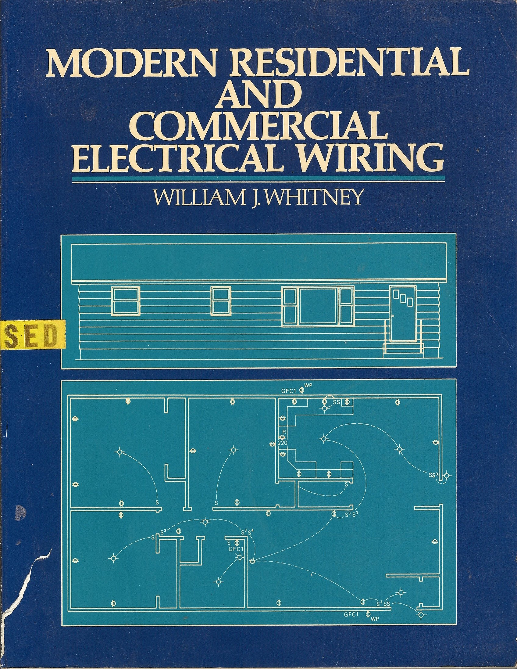 Buy Modern Residential and Commercial Electrical Wiring Book Online ...