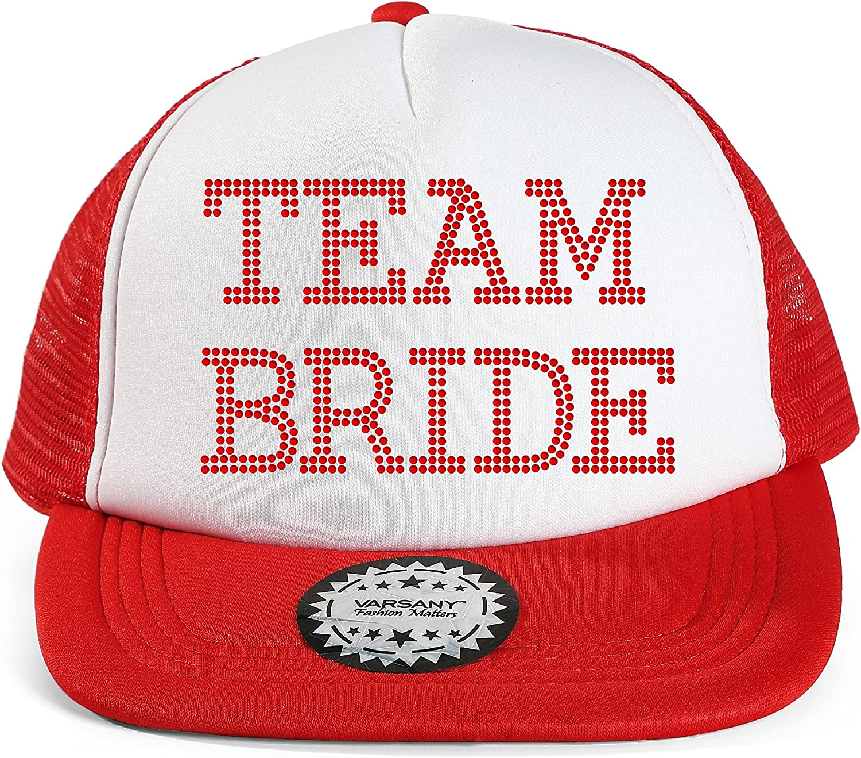 Team Bride Baseball Hat...