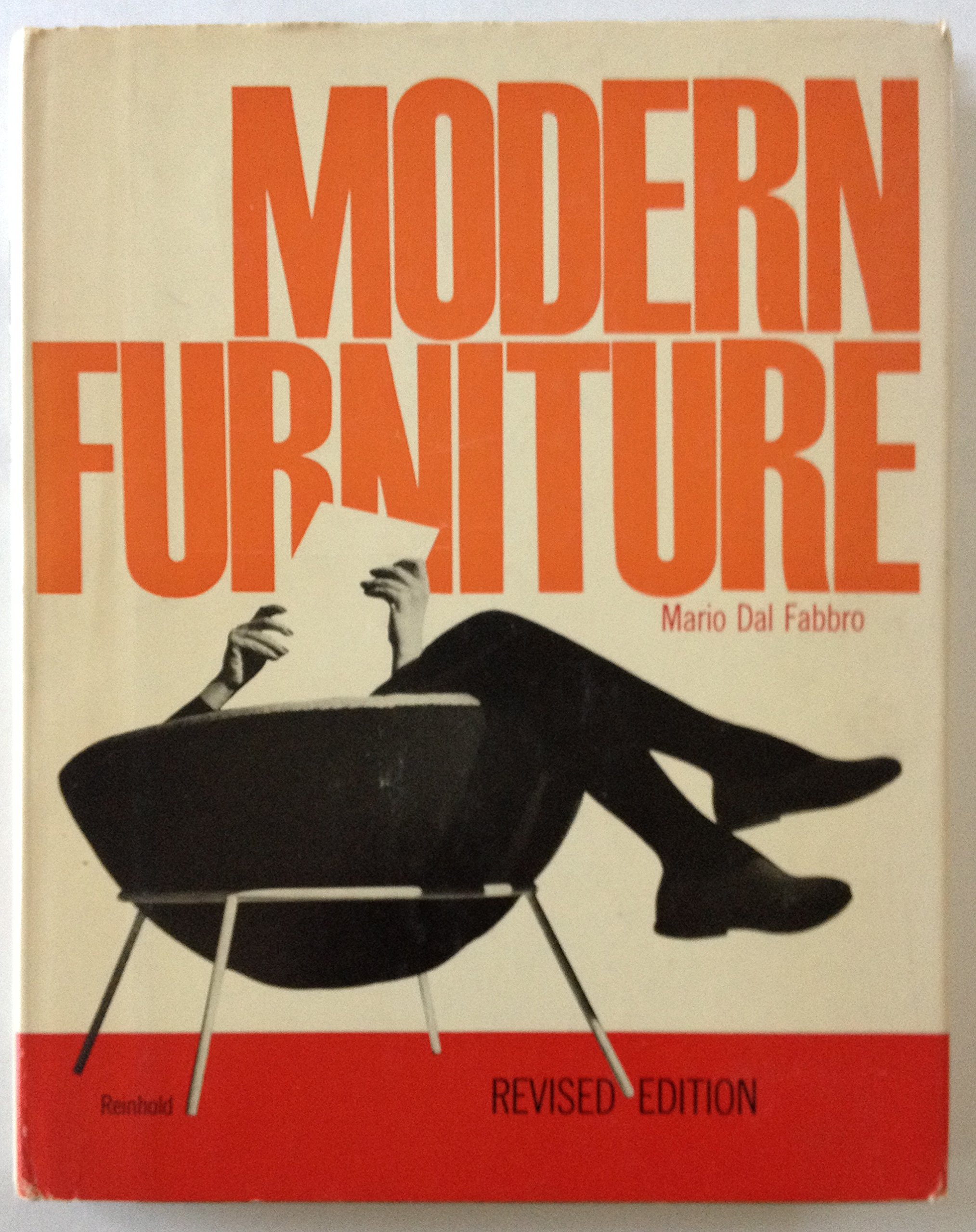 Modern furniture its design construction revised edition hardcover january 1 1958