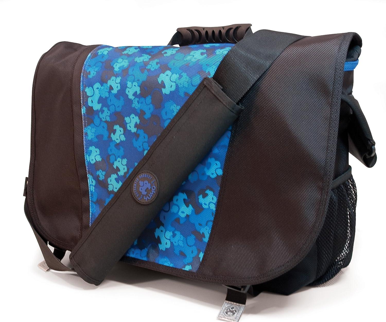 6797d980c2a7 Amazon.com  Sumo Laptop Sumo Messenger Bag- 16-Inch PC 17-Inch Mac (Blue  Camo)  Electronics