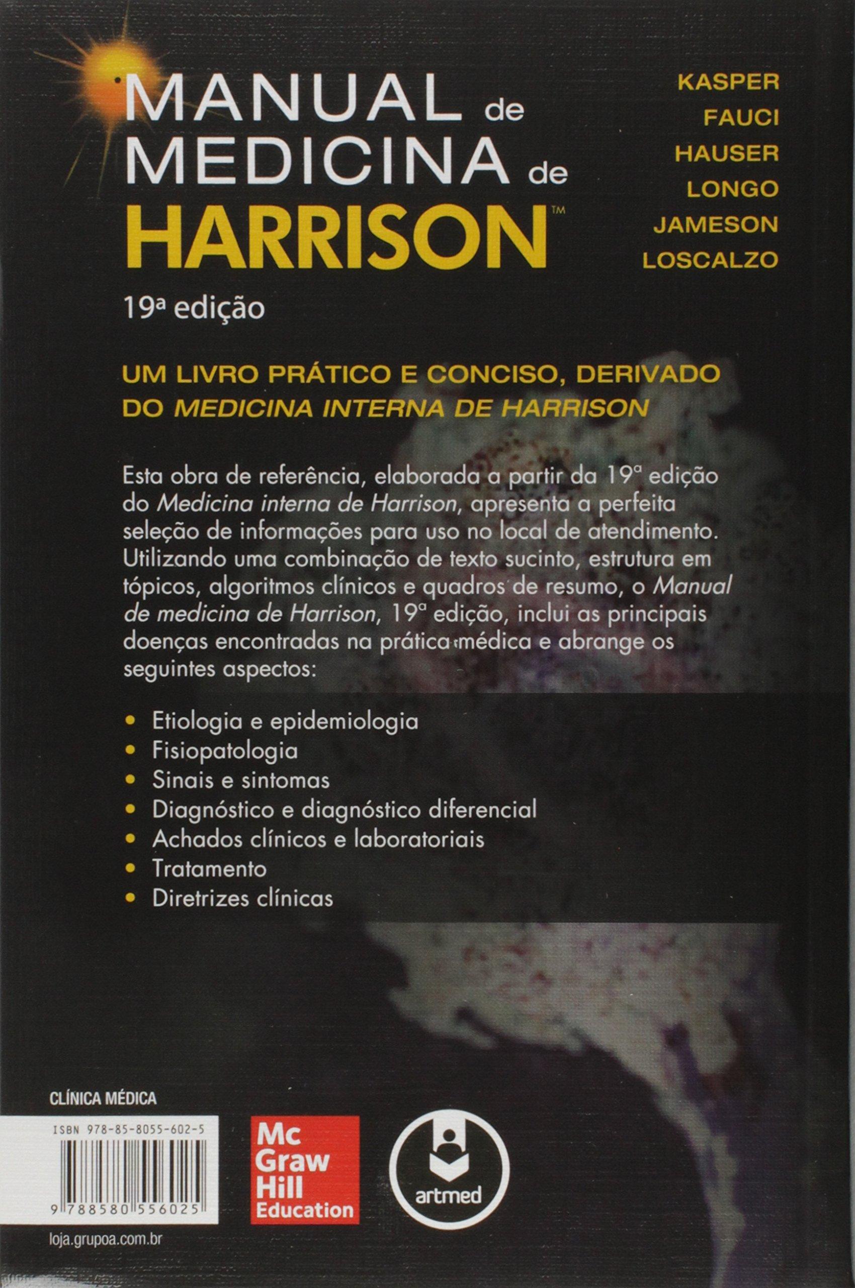 Harrison 18 Edicao Portugues Pdf
