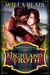 HIGHLAND TROTH (Highland Talents Book 3) Kindle Edition
