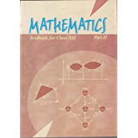 Mathematics Textbook for Class 12 Part - 2  - 12080