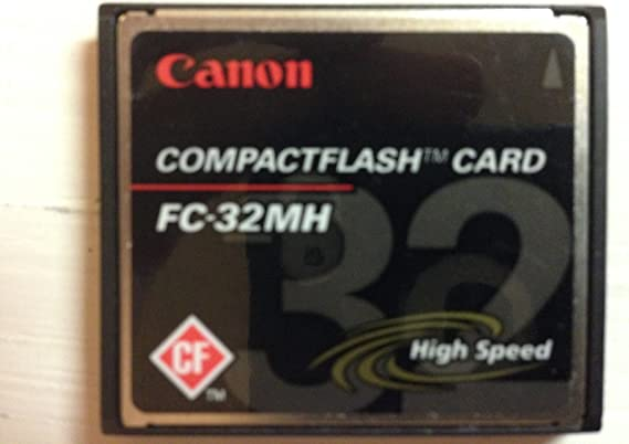 Canon 32mb Fc 32mh Compactflash Memory Card Computer Zubehör