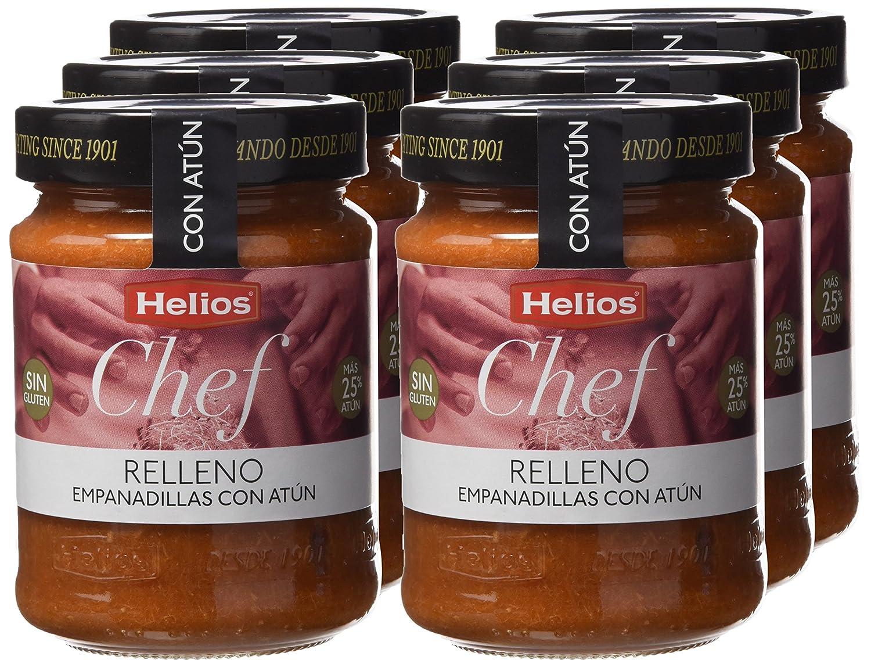 Helios Relleno para Empandillas - 300 gr - [Pack de 6 ...