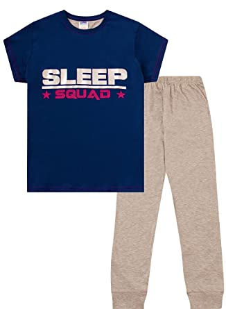 Girls Varsity Team New York Cotton Short Pyjamas 9-16 Years