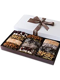 Amazon gourmet gifts grocery gourmet food barnetts gourmet chocolate valentines biscotti gift basket for him her man woman unique corporate get well negle Images