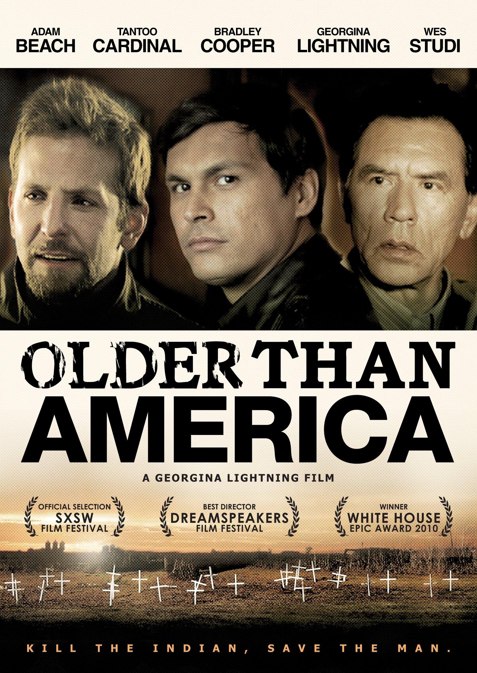 DVD : Older Than America (DVD)