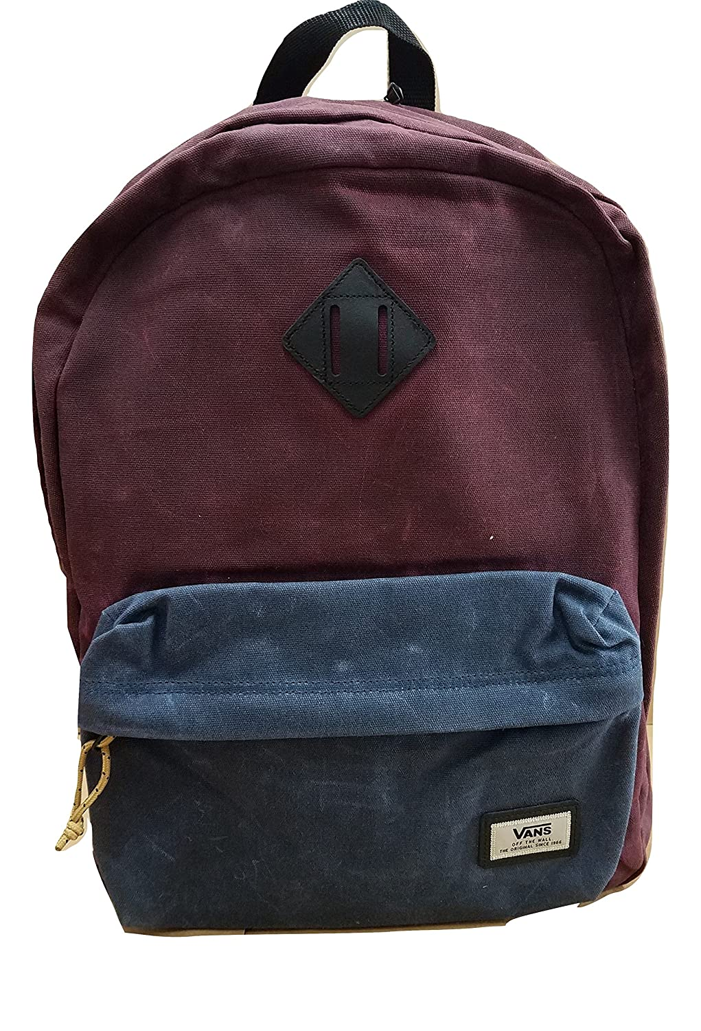 Maroon Backpack Vans- Fenix Toulouse Handball 8fd9bb5c3108d