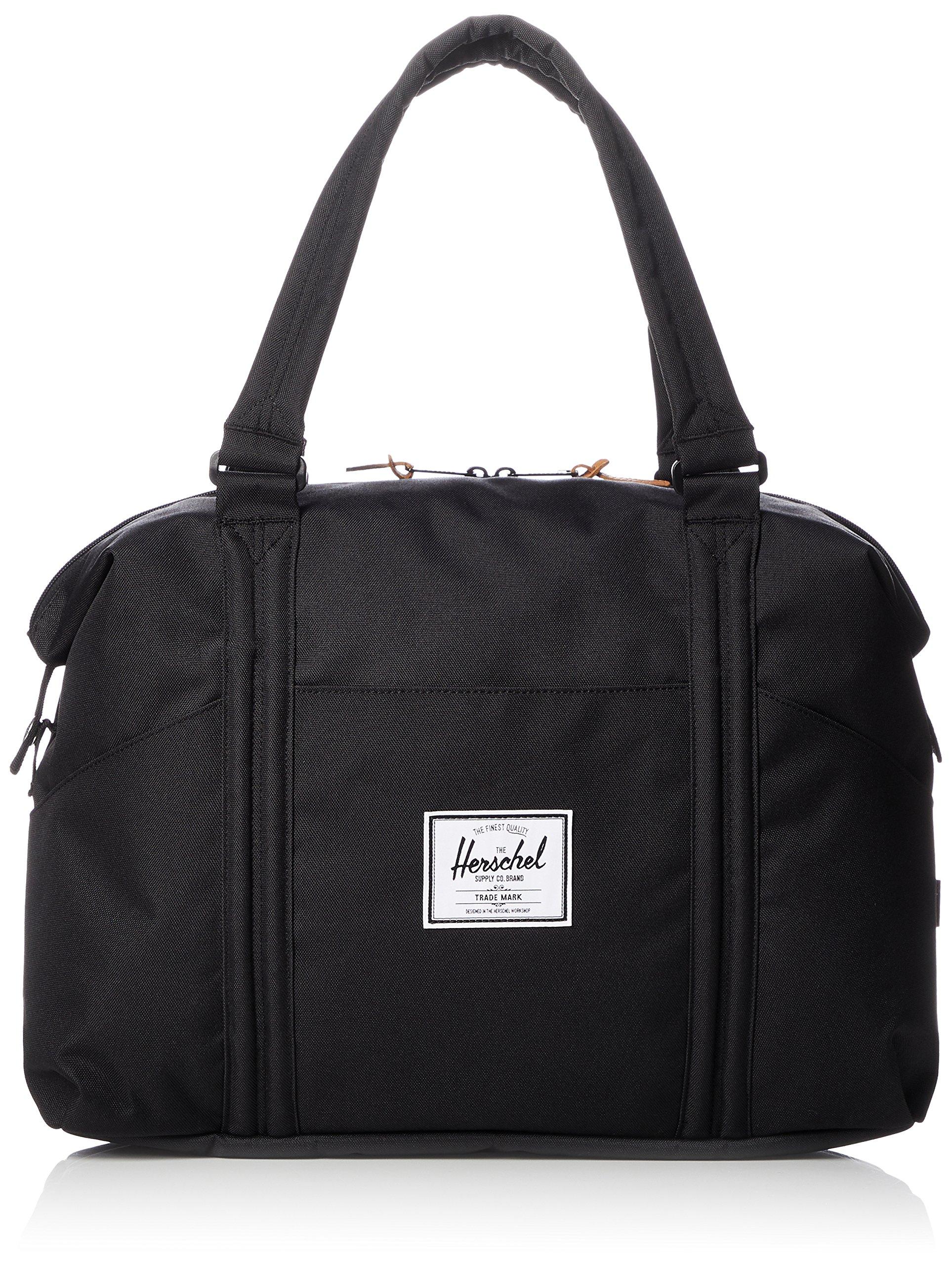 Herschel Supply Co. Strand Duffle Bag, Black, One Size