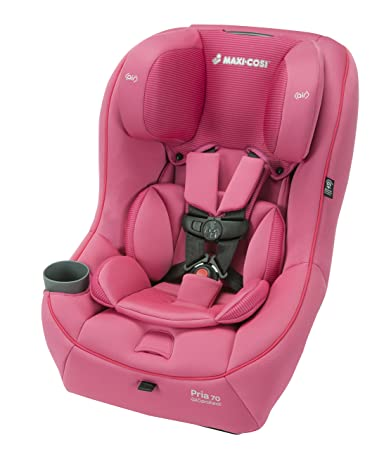 Maxi Cosi Pria 70 Convertible Car Seat Pink Berry